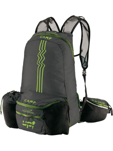 Camp Up Backpack 3L/12 L Black/Green